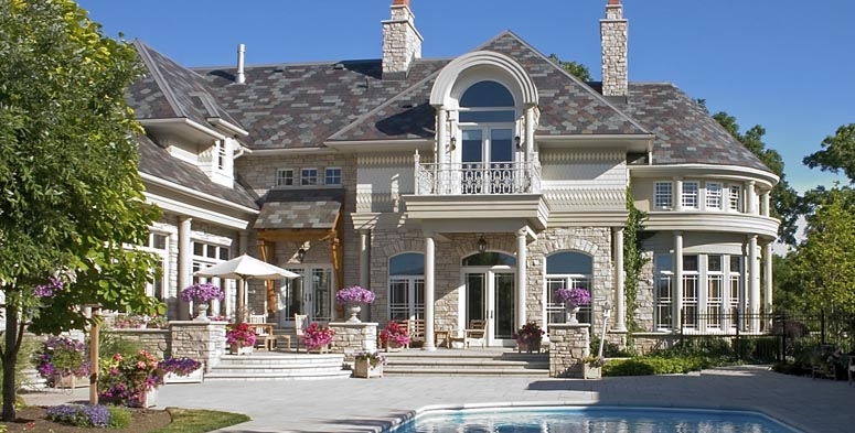 Sale of luxury homes in new jersey on the rise for Elegant homes for sale