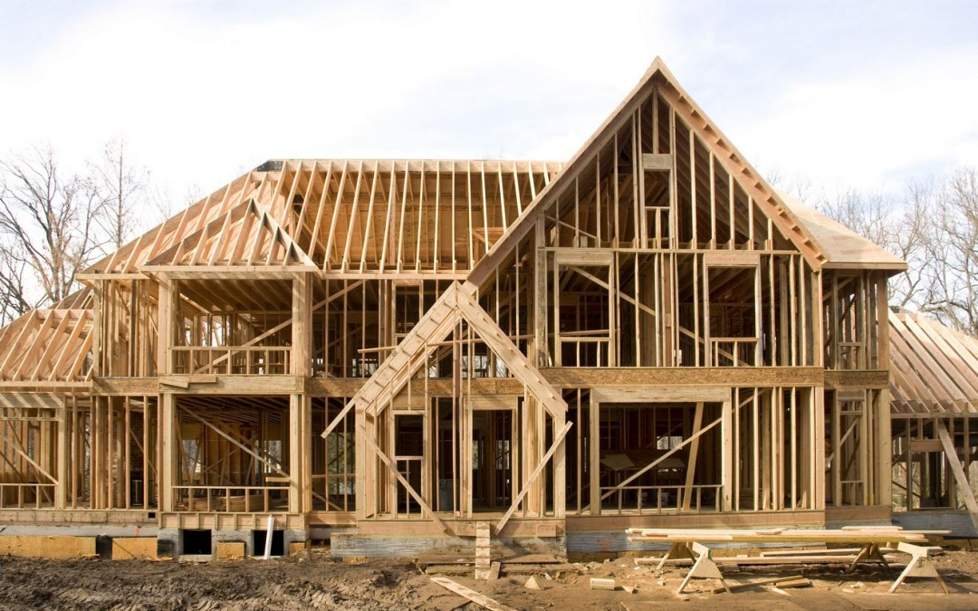 Custom home archives d e n j inc for How to build a timber frame house